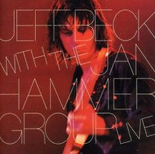 Jeff Beck - Live with the Jan Hammer Group CD NEW