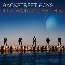 Backstreet Boys - In a World Like This CD NEW