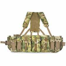 Bulldog Lighweight Airborne Webbing Set Para SF MTP Multicam 3 Pouch With Yoke