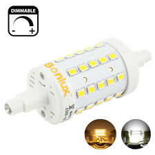 78mm j type t3 led bulb replaces double ended halogen ebay for R7s led 78mm 100w