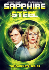 Sapphire and Steel: The Complete Series (5 Disc) DVD NEW