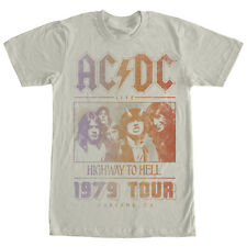 AC/DC Highway to Hell Tour Mens Graphic T Shirt