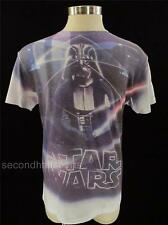 Marc Ecko Star Wars DARTH VADER LIGHT SABER LIFE Tee Tshirt LIMITED EDITION