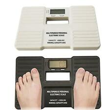 Newest 150kg Multipurpose Red Backlight LCD Display Digital Healthy Weight Scale