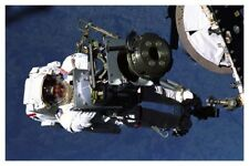 Photo Of Astronaut Tamara Jernigan Space Shuttle Discovery Space Walk
