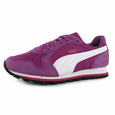 Puma ST Runner Trainers Womens Violet Fashion Casual Sneakers Shoes