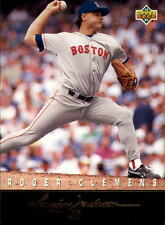 1993 Upper Deck Clutch Performers #R7 Roger Clemens