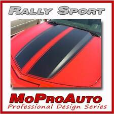 RALLY SPORT 2011 Camaro - Pro Grade 3M Vinyl Racing HOOD STRIPES Decals * 090