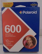 Polaroid Instant Camera 600 Color Film -06/2006 Exp Date NOS Factory Sealed Pack