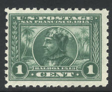 US Panama-Pacific, perf 10 Sc # 401 1914-15 1c MINT NH Cat $60.00