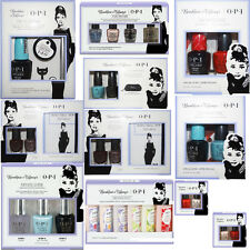 "Opi Polish Breakfast at Tiffany's Collection Sets,(YOUR CHOICE ) ""Perfect Gift"""