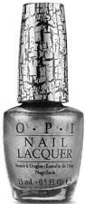 OPI NAIL POLISH E62 Silver Shatter  15ml crackle