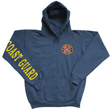 US Coast Guard sweatshirt hooded men's hoodie uscg sweat shirt hoody jumper