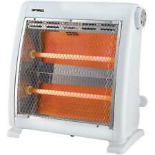 Optimus H-5511 Quartz Radiant Heater  15.80in. x 14.60in. x 7.30in.