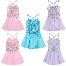 Girl Children Kid Tutu Skirt Dancewear Toddler Dress Up Fancy Party Ballet Dance