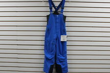 Marmot Boy's Waterproof Rosco Bib Cobalt Blue Snow-Pant Brand 73580 New With Tag