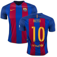 NIKE LIONEL MESSI FC BARCELONA HOME JERSEY 2016/17