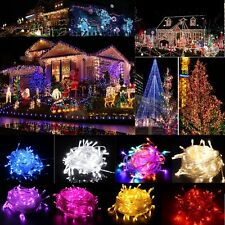 10M 100SMD LED String Fairy Lights Christmas Wedding Party Waterproof LED Light