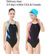Yingfa 946 one piece racing and training swimsuit for women and girls