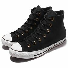 Converse Chuck Taylor All Star High Top Black White Mens Casual Shoes 153808C
