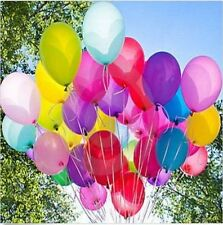 Colorful Large Helium Ballons Latex Wedding Birthday Party Decoration 10'' Inch