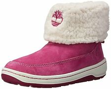 Timberland WINTERFEST MID Youth Girls Pink Pull On Boots