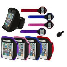 Color Running Sports Gym ArmBand+Mini Stylus for iPhone 4 4G 4S 3GS S 3G 2G