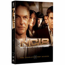 NCIS - The Complete First Season (DVD, 2006, 6-Disc Set) FAST FREE SHIPPING!