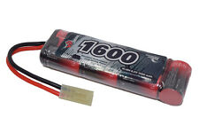 AIRSOFT VAPEX 8.4V 1600mAh NiMH MINI TYPE FORE GRIP BATTERY PACK FOR AEG,TAMIYA