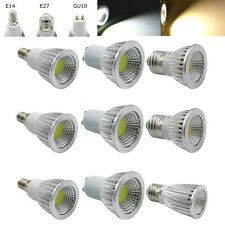 Energy Saving GU10 E27 E14 LED COB Spot Light Bulb Lamp 6W 9W 12W COB Spotlight