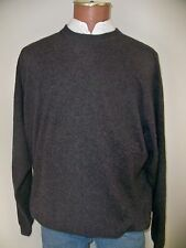MENS JWN  XL   100% cashmere CREWNECK  SWEATER
