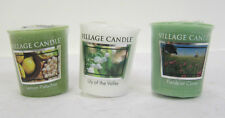 Votive candle Village Candle Small Wax Votive Candle 3 Scents To Choose From