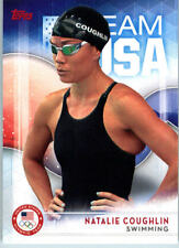 2016 Topps U.S. Olympic Team #39 Natalie Coughlin