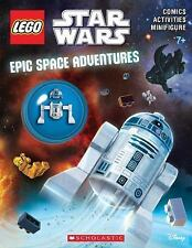 Lego Star Wars: Epic Space Adventures by Ameet Studio Staff (2016, Paperback)