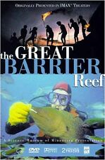 The Great Barrier Reef (imax) New Dvd