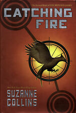 The Hunger Games: Catching Fire 2 by Suzanne Collins (2009, Hardcover)--First Ed
