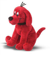 Plush Clifford the Big Red Dog Stuffed Clifford Small (sitting)