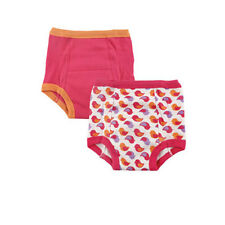 2-pack Baby Girl Training Pants Toilet Potty Training Underwear 29 - 34 lbs