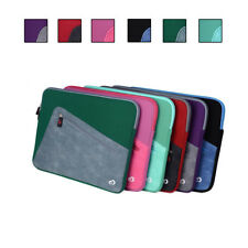 Neoprene Sleeve Cover Case with Front Pocket fit Samsung Notebook 7 Spin 13.3