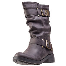 Rocket Dog Trumble Galaxy Womens Boots Brown New Shoes