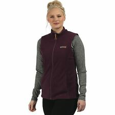 Regatta Fleece Gilet Light Womens / Ladies BodyWarmer Sweetness Blackberry Wine