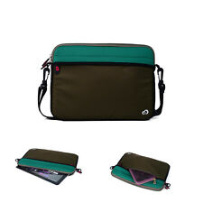 Small Shoulder Strap Messenger Bag fits HP Notebook x2 10-p020nr (10.1 Inch)
