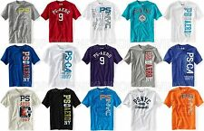 AEROPOSTALE KIDS T-SHIRT BOYS PS GRAPHIC LOGO AERO SELECT SHIRT SIZE 4-14 NWT