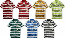 AEROPOSTALE MENS POLO SHIRT T-SHIRT GRAPHIC STRIPED A87 LOGO AERO