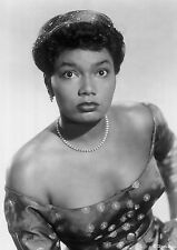 Art print POSTER Actress & Singer Pearl Bailey