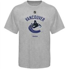 NHL Vancouver Canucks Logo Ice Hockey Shirt Jersey