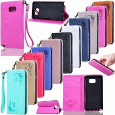 Flip Wallet Magnet Cards Holder Stand Leather Case Cover For Samsung Galaxy Note