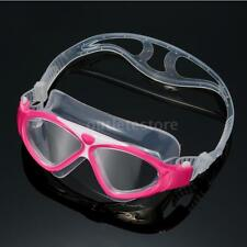 Adjustable Non Fogging Anti-UV Kids Silicone Swimming Goggles Swim Glasses I4K7
