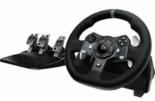 Logitech G920 Driving Force (941000121) Wheel And Pedals Set