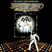 SATURDAY NIGHT FEVER-Original Soundtrack [Remaster] Bee Gees(CD, Oct-1995-SEALED